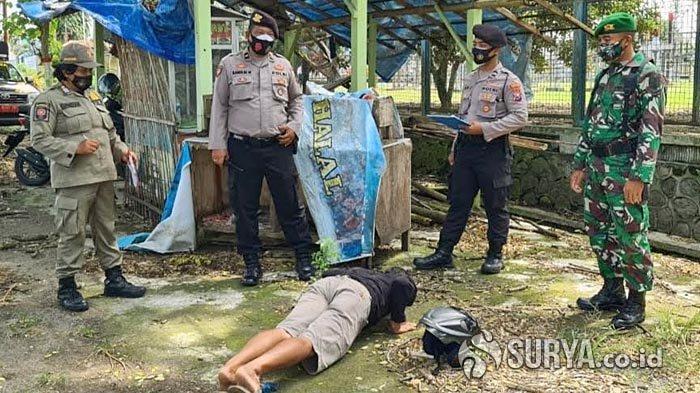 Jelang Libur Panjang Imlek, Satgas Covid-19 Kota Blitar Gencarkan Operasi Yustisi di Perbatasan