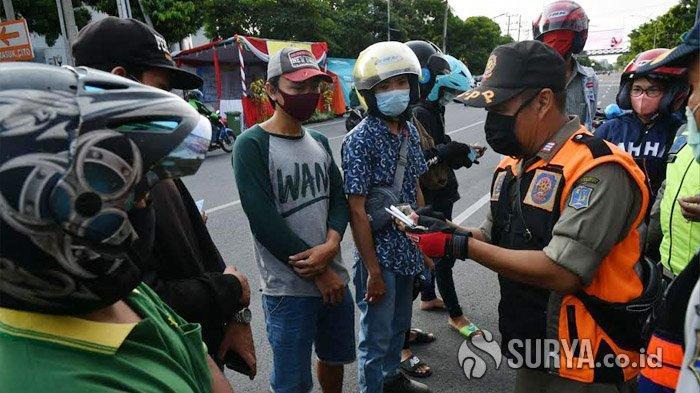 Info PPKM di Surabaya: Mulai Berlaku Hari Ini, Tiga Pilar Dikerahkan, 8 Tempat Hiburan Wajib Tutup