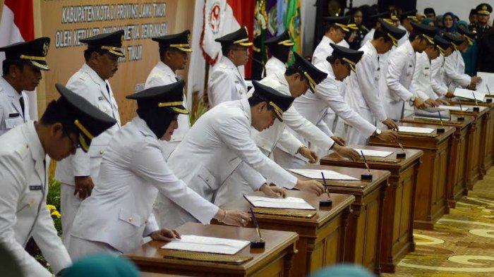 Reformasi Birokrasi dan Mal Perizinan Jadi Program 100 Hari Bupati Pamekasan Badrut Tamam