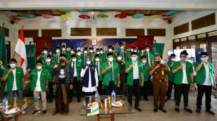 Bupati Ipuk Ajak GP Ansor Bersama-sama Tangani Pandemi di Banyuwangi
