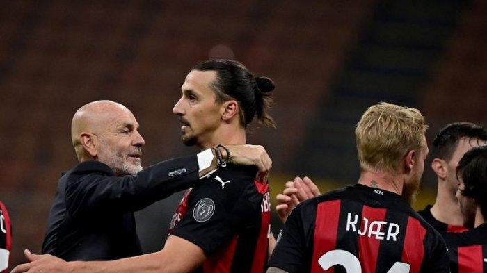 Pelatih AC Milan Stefano Pioli Buka-bukaan soal Pemain Baru Pengganti Hakan Calhanoglu
