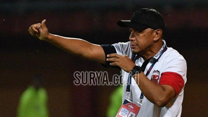 Alasan Rahmad Darmawan Liburkan Pemain Madura United hingga Lebaran