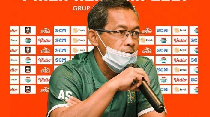 Pasti Lolos Babak 8 Besar Piala Menpora 2021, Persebaya Surabaya Enggan Pilih-pilih Lawan