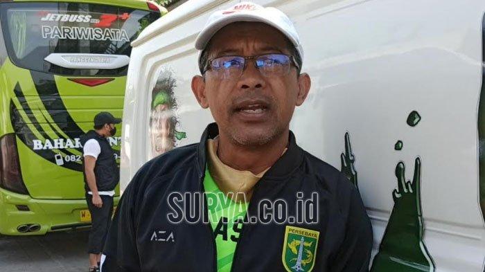 Respons Pelatih Persebaya Aji Sanoso terkait PSSI bakal Gelar Turnamen Pramusimsebelum Kompetisi