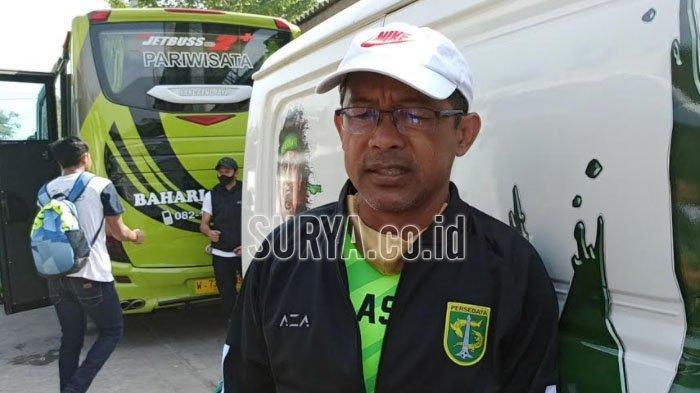 Atasi Rasa Jenuh Pemain Persebaya Surabaya, Pelatih Aji Santoso Lakukan Rotasi saat Berlatih