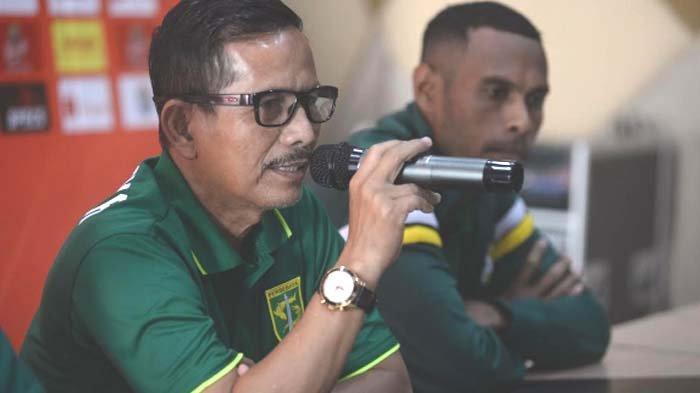 Persebaya Surabaya Vs Barito Putera: Djanur Waspadai Motivasi Bertanding Evan Dimas
