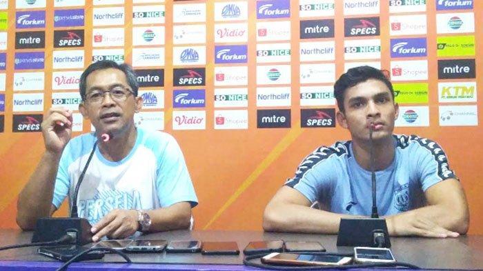 Aji Santoso Berharap Pemain Belakang Persela Tak Ulangi Kesalahan saat Lawan Persija