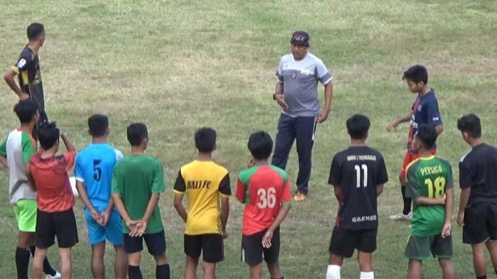 Persiga Trenggalek Genjot Latihan guna Persiapan Liga 3, Skuad 100 Pemain Lokal