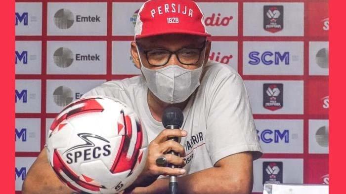 Final Leg I Piala Menpora 2021 Persija Jakarta Vs Persib Bandung: Macan Kemayoran Bertekad Menang