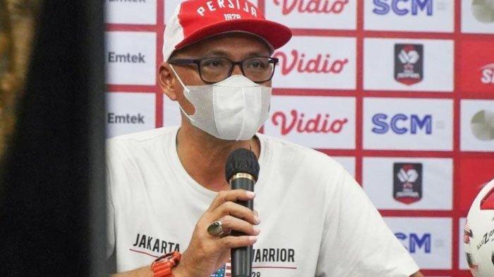 Final Leg Kedua Piala Menpora 2021: Persib Bandung Tanpa Febri dan Nick, begini Respons Persija