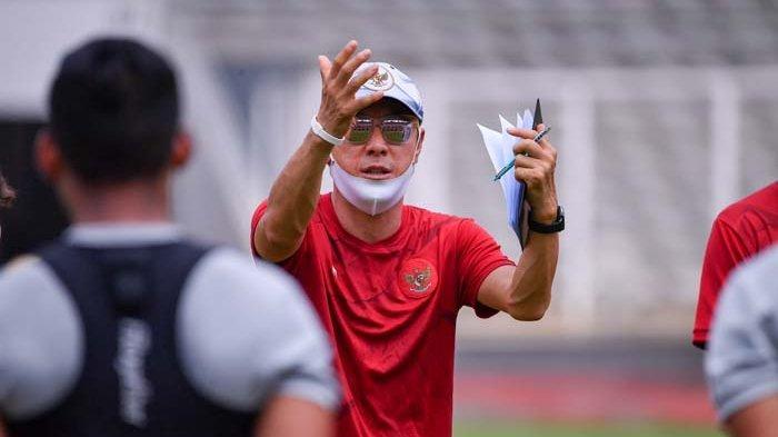 Pelatih Timnas Indonesia, Shin Tae Yong
