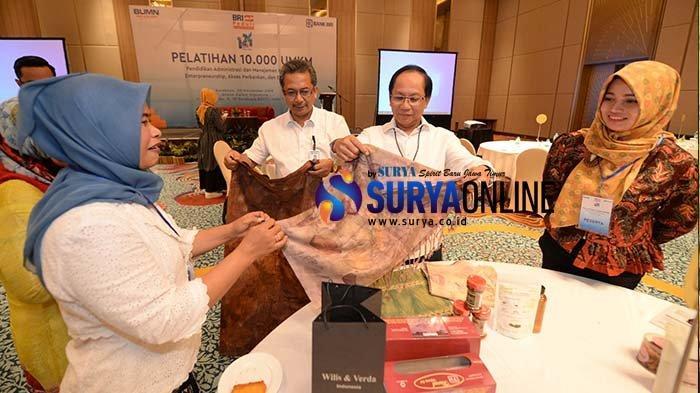 Bank BRI Surabaya Gelar Pelatihan bagi Pelaku UMKM, Ini Tujuannya