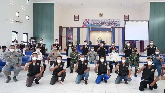 Tujuan Bakamla RI Bentuk Relawan Penjaga Laut Nusantara di Banyuwangi