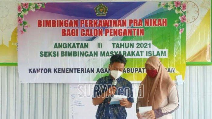 Ratusan Calon Pengantin di Kabupaten Tuban Daftarkan Pernikahan di Malam Songo Bulan Ramadan