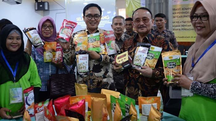 'Dipoles' BPWS, Produk IKM di 4 Kabupaten di Madura Tembus Pasar Modern