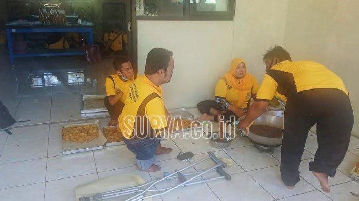 Pemkab Pasuruan Beri Pelatihan Menjahit dan Membuat Kue untuk Penyandang Disabilitas