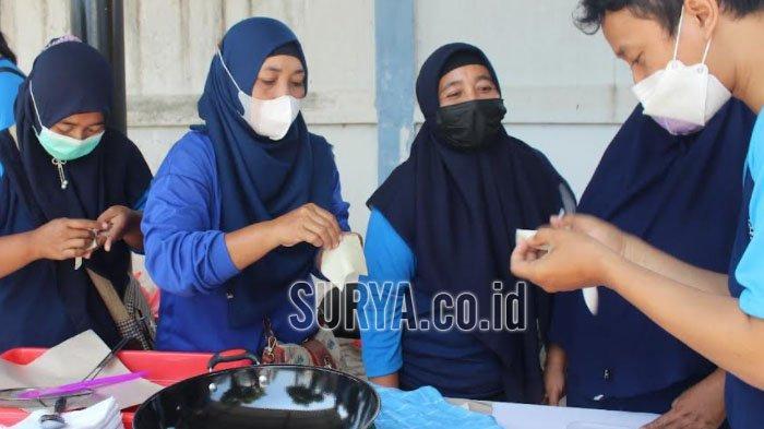 Pelaku UMKM Kabupaten Kediri Ikuti Pelatihan Pengolahan Hasil Ikan