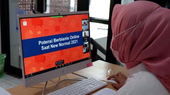 Ikuti Kelas Edukasi Shopee Batch 2, 100 Pelaku UMKM Kota Kediri Lebih Antusias Berjualan Online