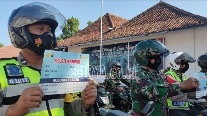 Pasukan Tracer Diterjunkan Melacak Kontak Erat Pasien Covid-19 di Kota Probolinggo