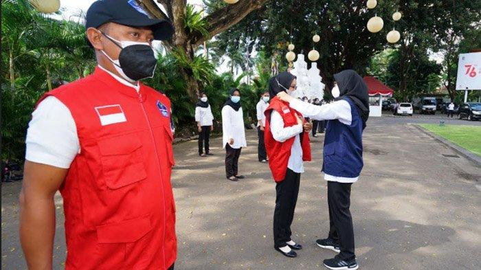 Ikhlas Diterjunkan Meski Beresiko Terpapar, Relawan Covid-19 Banyuwangi Berharap Jadi Ladang Pahala