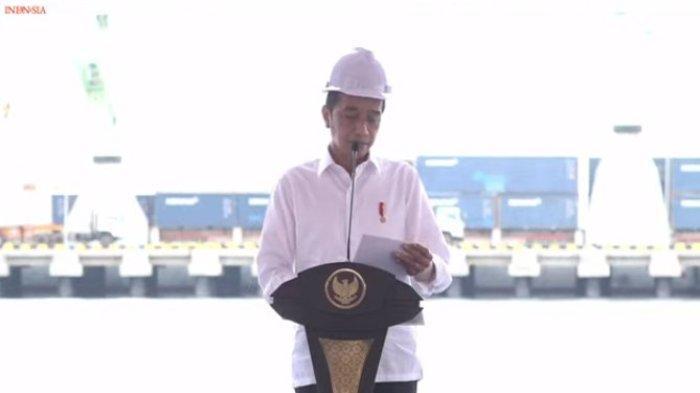 Misi Jokowi Pelindo Jadi Operator Terminal Peti Kemas Terbesar ke-8 di Dunia