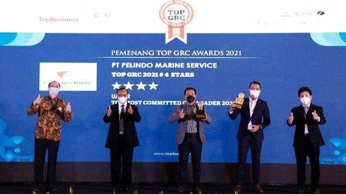 Pelindo Marines, Entitas Maritim yang Pertahankan Predikat Top GRC 4 Stars