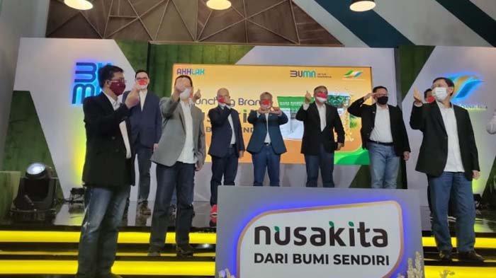 Dukung New Brand Nusakita, PTPN XI Siapkan Gula Berkualitas