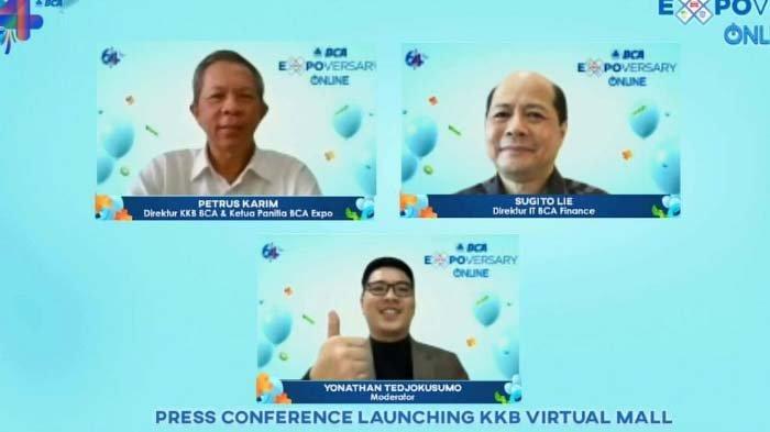 Inovasi BCA, Hadirkan KKB Virtual Mall untuk Fasilitasi Pembiayaan Mobil secara Virtual