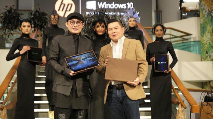 Keunggulan Spectre Folio, Laptop Konvertibel Kulit Diklaim Pertama di Dunia