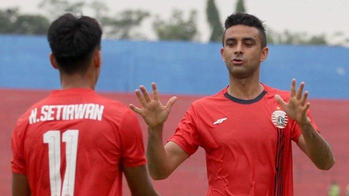Bek Persija Jakarta Otavio Dutra : Fokus dan Kompak Agar Bisa Menang Lawan Borneo FC