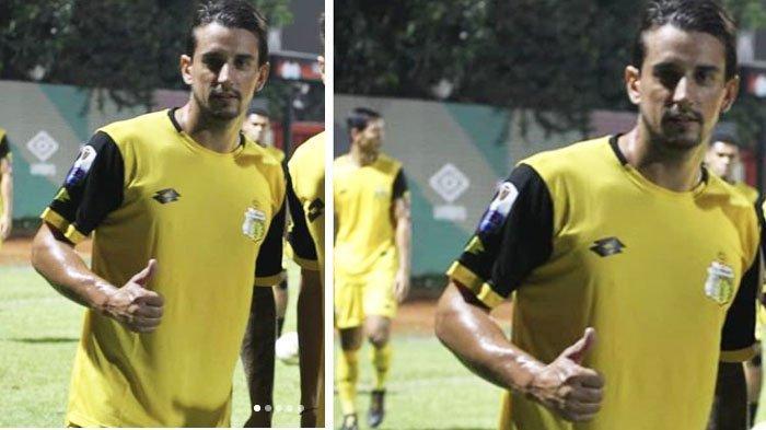 Bhayangkara FC Vs Persela Lamongan: Aji Santoso Waspadai Khusus Gelandang Asal Brasil ini