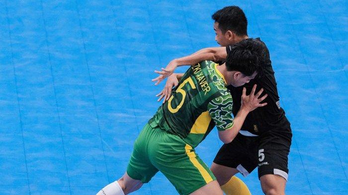 Viral Futsal Jatim vs Jabar di PON XX Papua 2021, Ini Tanggapan PSSI Jatim