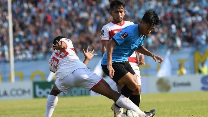 Skor Akhir Persela Lamongan Vs Madura United 1-2:  Laskar Sape Kerrap Bertemu Bajul Ijo di Semifinal