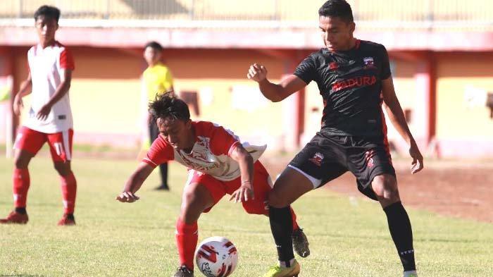 Latihan Bersama Putra Jombang, Pelatih Madura United Akui Temukan Banyak Catatan Timnya