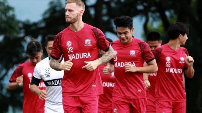 Jadi Bekal Penting di Kompetisi, Madura United bakal Serius di Turnamen Pramusim Piala Menpora 2021