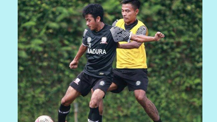 Matangkan Taktikal, Besok Madura United Uji Coba Tertutup dengan Klub Lokal di Malang