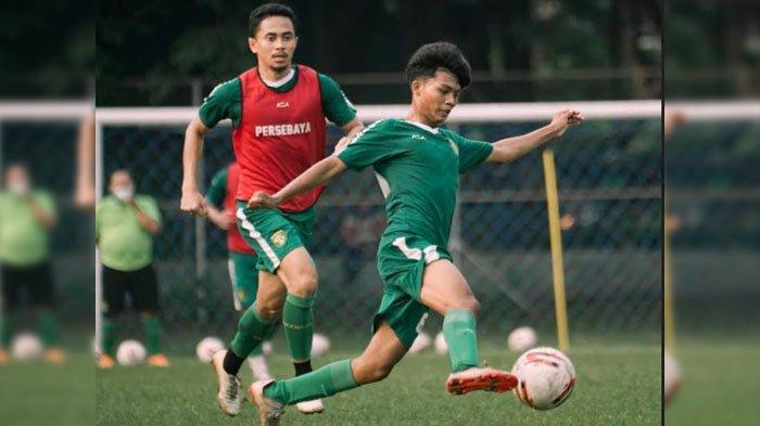 Hadapi PS Sleman, Aji Santoso Belum Putuskan Line Up Pemain : Ada Rotasi