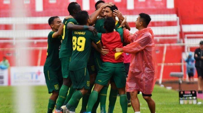 Respons Pemain Muda Persebaya Surabaya Hambali Tholib pada Debutnya di Laga Derby Jatim