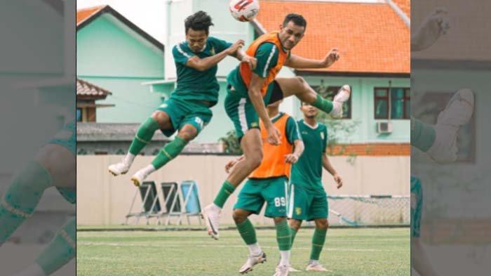 Berita Persebaya Populer Hari Ini: Laga Uji Coba Jelang Liga 1 2021 dan Bruno Moreira Kegirangan