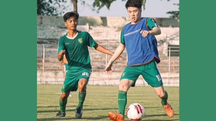 Persebaya Surabaya Terus Matangkan Visi Bermain jelang Kick Off Liga 1 Musim ini