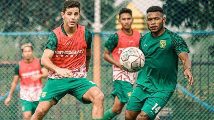 Link Live Streaming Persebaya vs Bhayangkara FC Berikut Prediksi Susunan Pemain, Bajul Ijo Memimpin