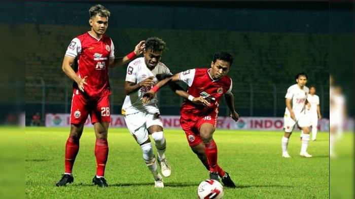 Persija Jakarta Waspadai Kecepatan Borneo FC, Sudirman : Pemain Harus Percaya Diri