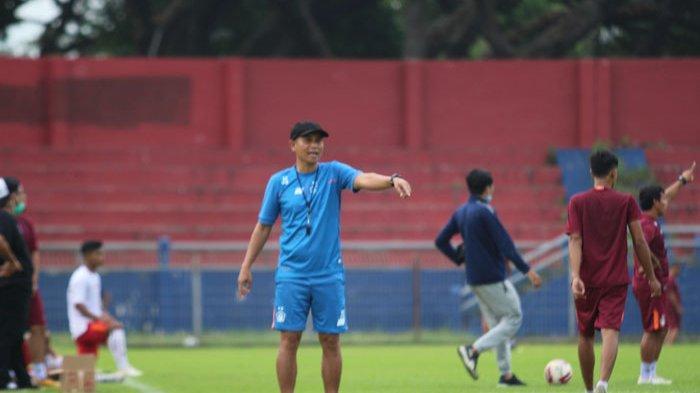 Pemain Persik Kediri Dapat Peringatan Joko Susilo Jelang Lawan Persikabo di Liga 1 2021