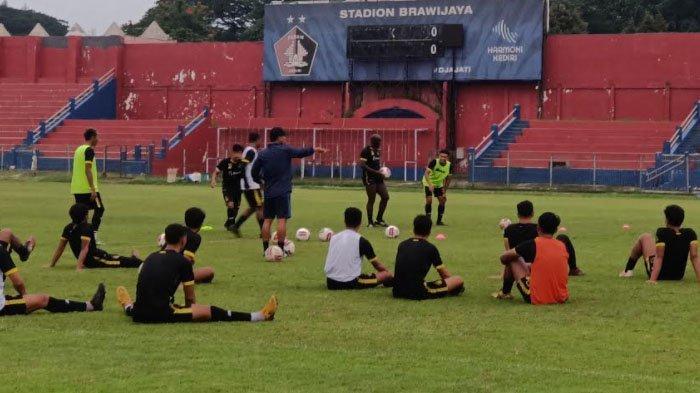 Persiapan Liga 1 Musim ini, Besok Persik Kediri kembali mulai Latihan seusai Laga Piala Menpora