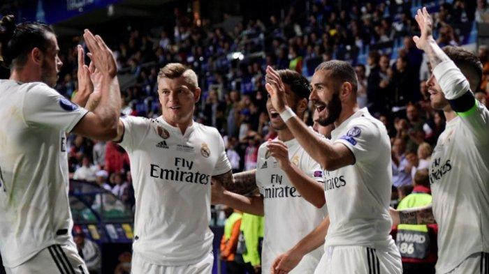 Daftar Lengkap 30 Nomine Ballon d'Or 2018 - Dominasi Real Madrid, Manchester United hanya 1 Pemain