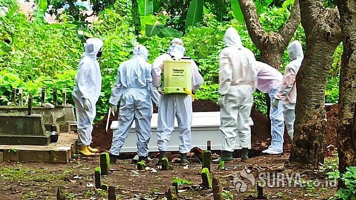 Kasus Kematian akibat Covid-19 di Jember Tertinggi pada Bulan Juli