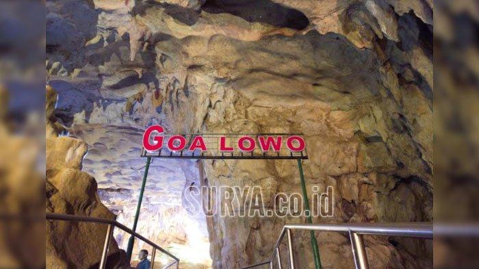 Menjelajahi Gua Lowo, Gua Terpanjang Se-Asia Tenggara di Kabupaten Trenggalek