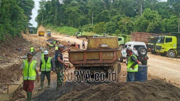 Bupati Malang Tinjau Proyek Jalur Lintas Selatan Tahap II, Seperti Ini Progres Pembangunannya