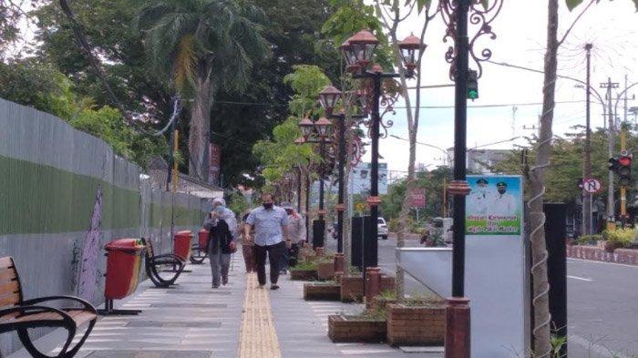 Proyek Pedestrian Rp 25 Miliar Diharapkan Jadi Embrio Penataan Ekonomi di Nganjuk