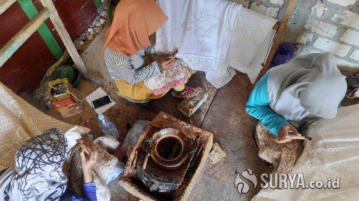 Hari Batik Nasional, Menguji Ketahanan Canting di Tuban Saat Masa Pandemi Covid-19